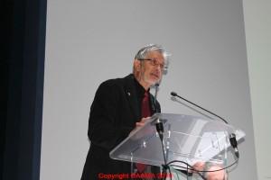 Jacques Suspène, Secrétaire adjoint qui collabore avec le Musée et l'Armée de l'Air