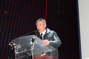 Alain Genter, Vice-pésident qui s'occupe du groupe du futur site internet de l'AAMA