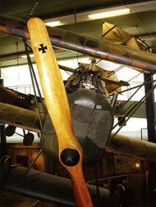 1405 Fokker D VII Hélice