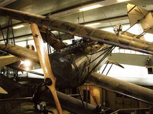 1405 Fokker D VII avant