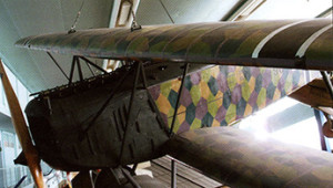 1405 Fokker D VII forte epaisseur