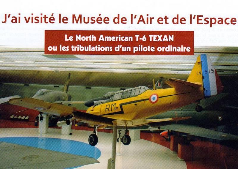 2014 Le T-6 du musée