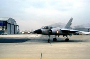 2014 Mirage IIIF2 01 à Istres