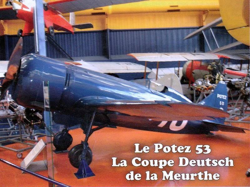 2014 Potez 53 du musée