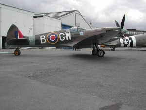 2014 Spitfire du Musée