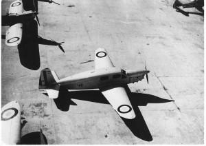 2014 C635 Simoun de l'Armée de l'Air en 1939