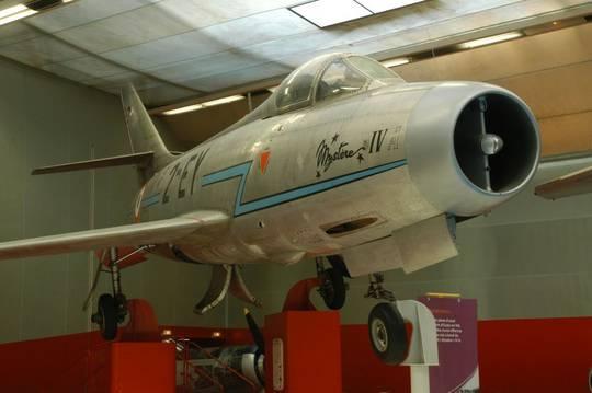 Dassault Mystère IV A