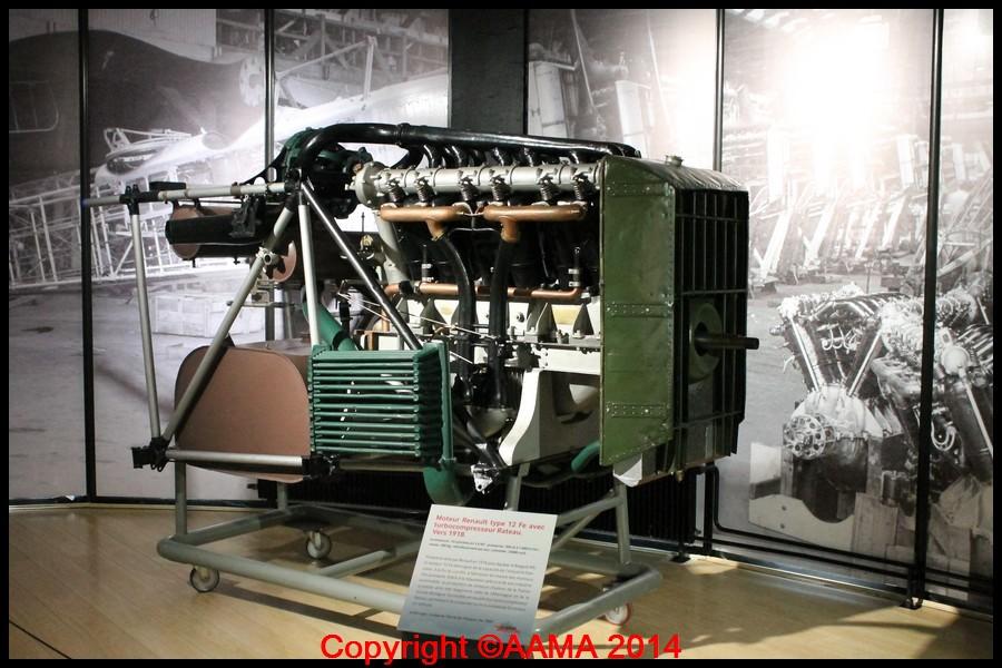 141008 17vernissage expo la grande guerre des aviateurs moteur