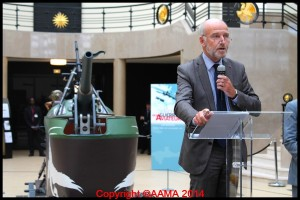 Philippe Navelot, Directeur de la DMPA.
