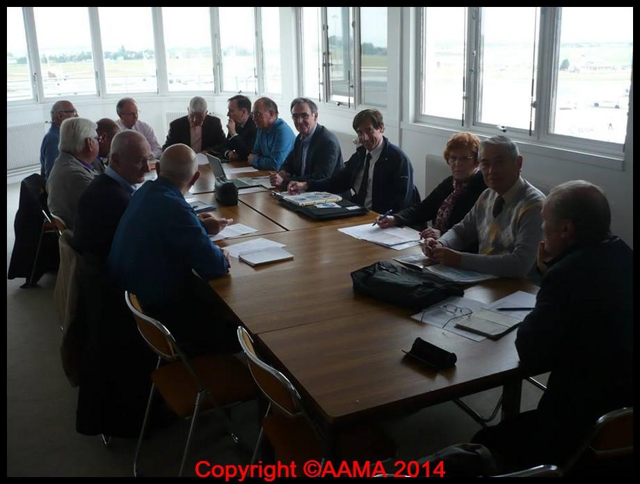 141016 Conseil de l'AAMA 16 10 2014 2