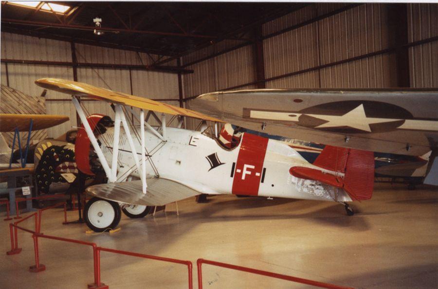 Boeing F4B3