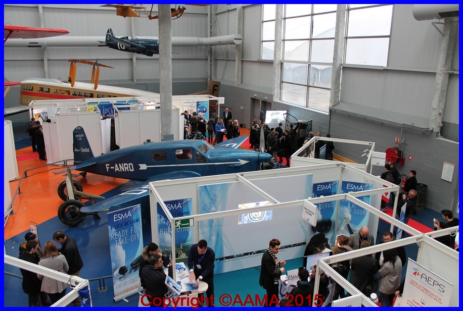 Salon des formations aéronautiques 2015