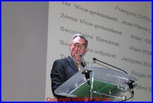 Notre Secrétaire-Général Alain Rolland