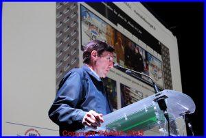 Notre Vice-président Alain Genter chargé de la visibilité de l'AAMA