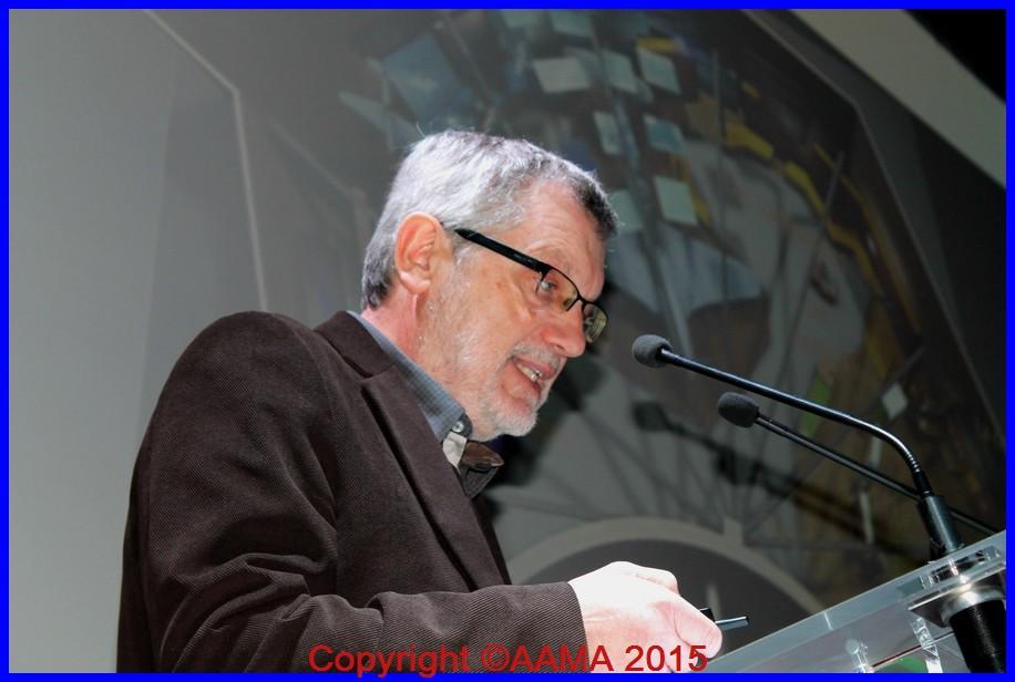 Le Conservateur en chef, Christian Tilatti