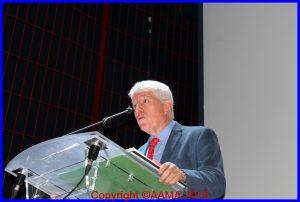 jean-Pierre Lopez a montré le nombre exact d'adhérents et la pyramide des âges