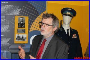 Christian Tilatti, Conservateur en chef du Musée de l'Air