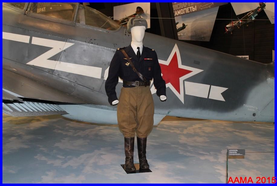 Le côté restauré du Yak 3