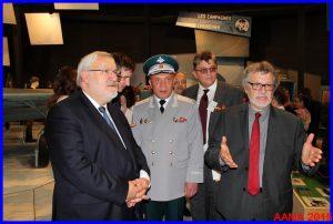 Jean-Marc Todeschini, Iouri Borissov et Christian Tilatti