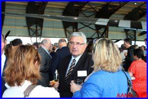 François Charitat, Président de l'aéroport du Bourget