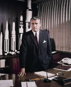 M. Von Braun
