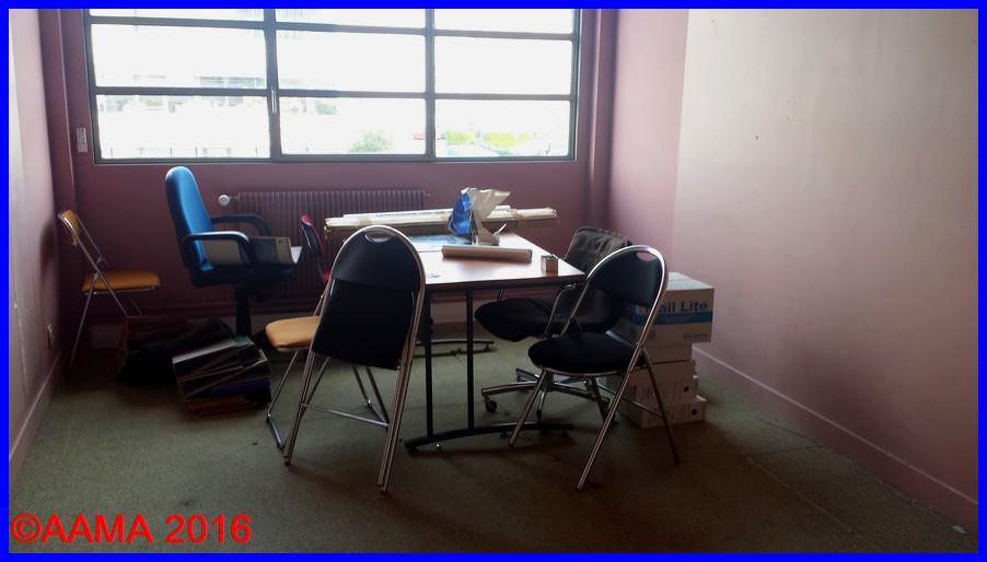 Rénovation de nos bureaux u aama association des amis du musée de