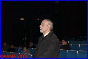 Jacques Lefèvre, guide de l'AAMA