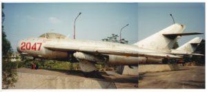 MiG-17 n°2047