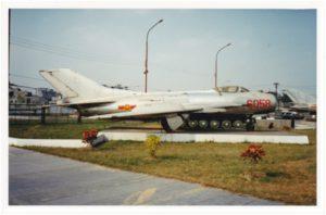 MiG-19 n°6058