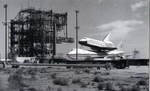 Boeing 747 SCA, Enterprise, OV-101