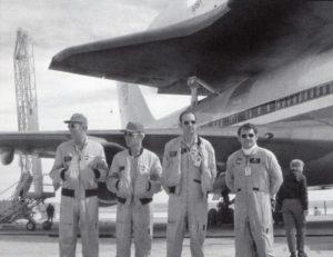 équipage du 747 SCA, Fitzhugh L. Fulton Jr., Thomas C. McMurtry, Victor W. Horton, Louis E. Guidry