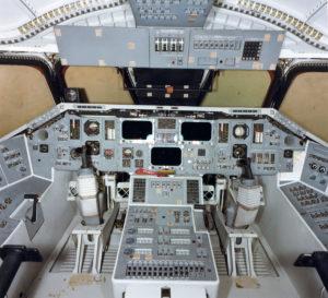 OV101, cockpit, NASA