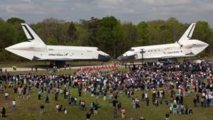 Enterprise, 0V-101, Discovery,OV-103