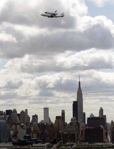 Enterprise, OV-101, Boeing 747 SCA, Manhattan, 2012