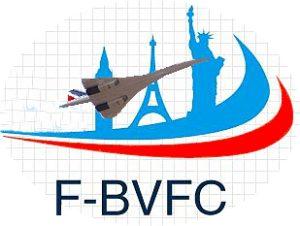 logo, F-BVFC, Concorde
