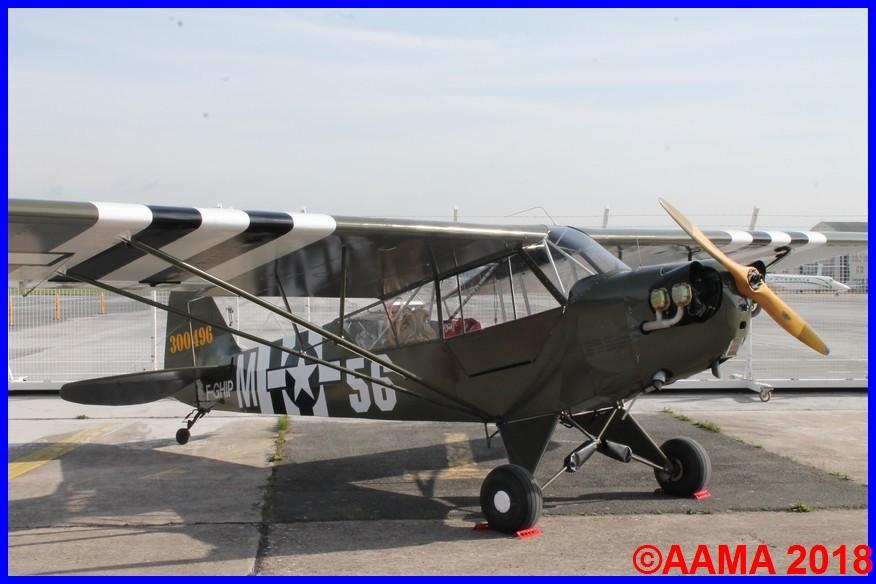 Piper L-4B Grasshopper (F-GHIP)
