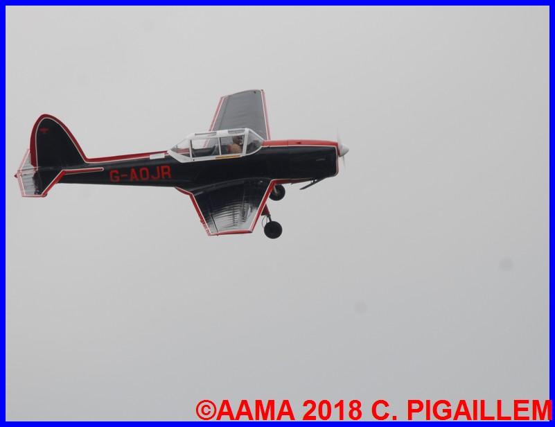 de Havilland Canada DHC-1 Chipmunk (G-AOJR)