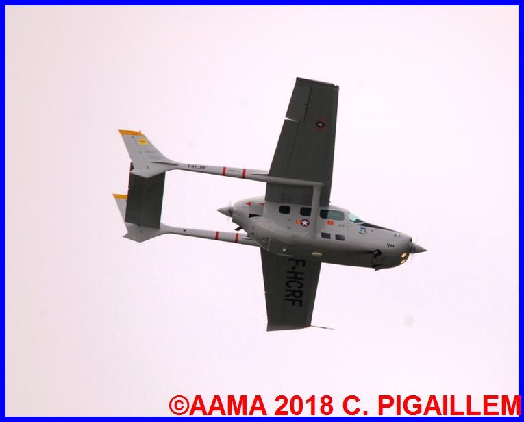 Cessna 337 Push Pull (F-HCRF)