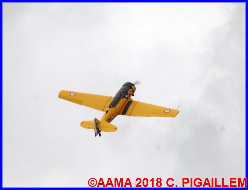 North American T6 (F-AZBQ)