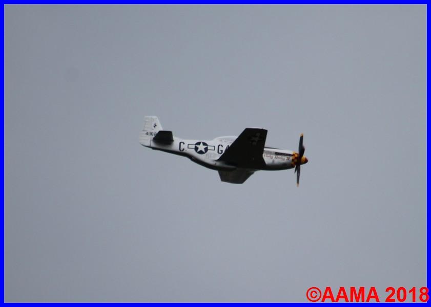 North American P-51 Mustang (F-AZSB)