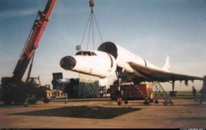 Concorde, FD, F-BVFD SN211, CDG, démantèlement,1994-12-13